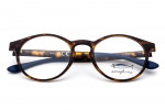 Tortoise Shell/Blue
