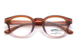 gemini-frames-tobacco pink shaded