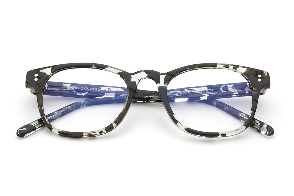 Crystal/Grey Tortoise Shell