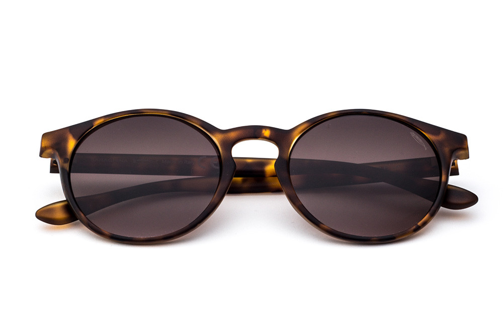 Tortoise Shell - Brown Shaded Lens
