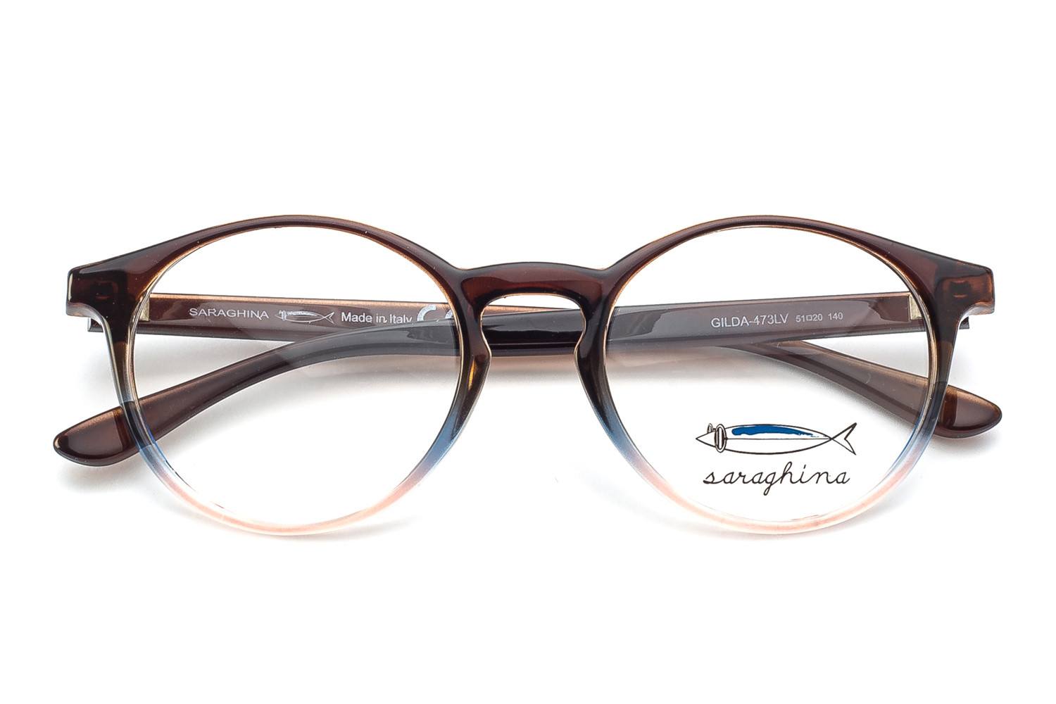 gilda-frames-brown pink blue shaded